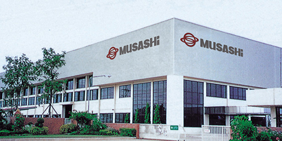 Musashi Auto Parts Co.,Ltd.