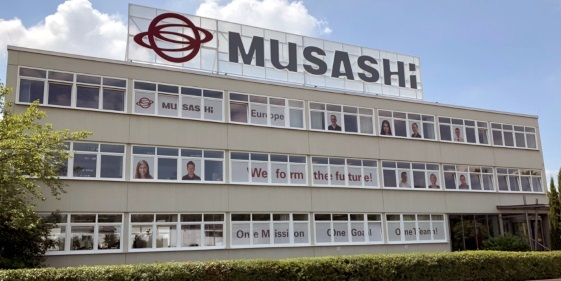 Global Network | Company | Musashi Seimitsu Industry Co , Ltd