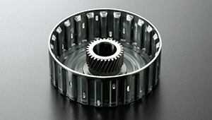 Clutch Hub Assembly with Sun Gear