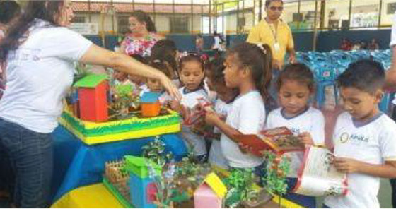 Environmental Educational Activity (MDA: Brazil)