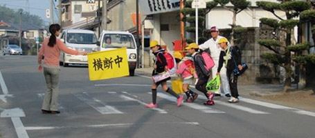 Local Traffic Safety Promotion (KMS: Japan)